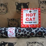 Hot Cat Catnip Toy