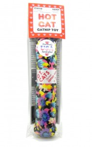 organic catnip cat toy