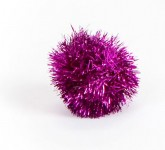 Tinsel cat toy