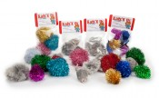 Choosing the right sparkle ball cat toy for your cat