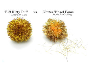 compare sparkle ball cat toy