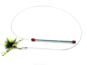 Cat Toy Teaser Wand Bugsy Bug Fly