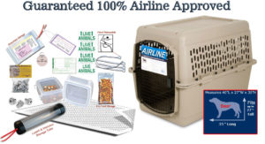 Airline Kennel package