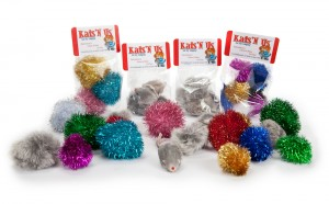 Classic Cat toy collection