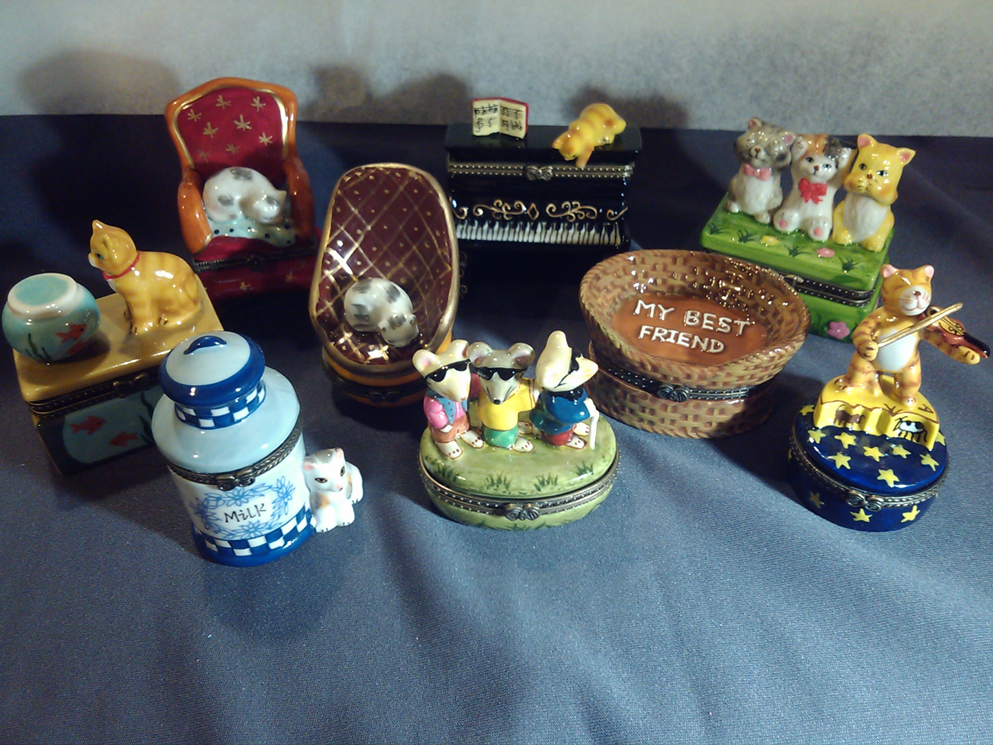Trinket Boxes Jewelry Boxes Kats N Us