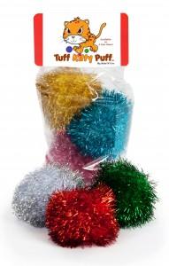 Tuff Kitty Puff Cat Toy