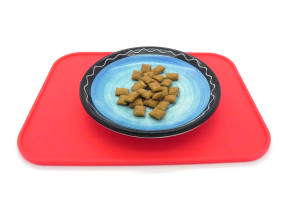 pet bowl mat